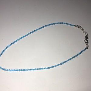 Jewelry - Blue Jewel Necklace